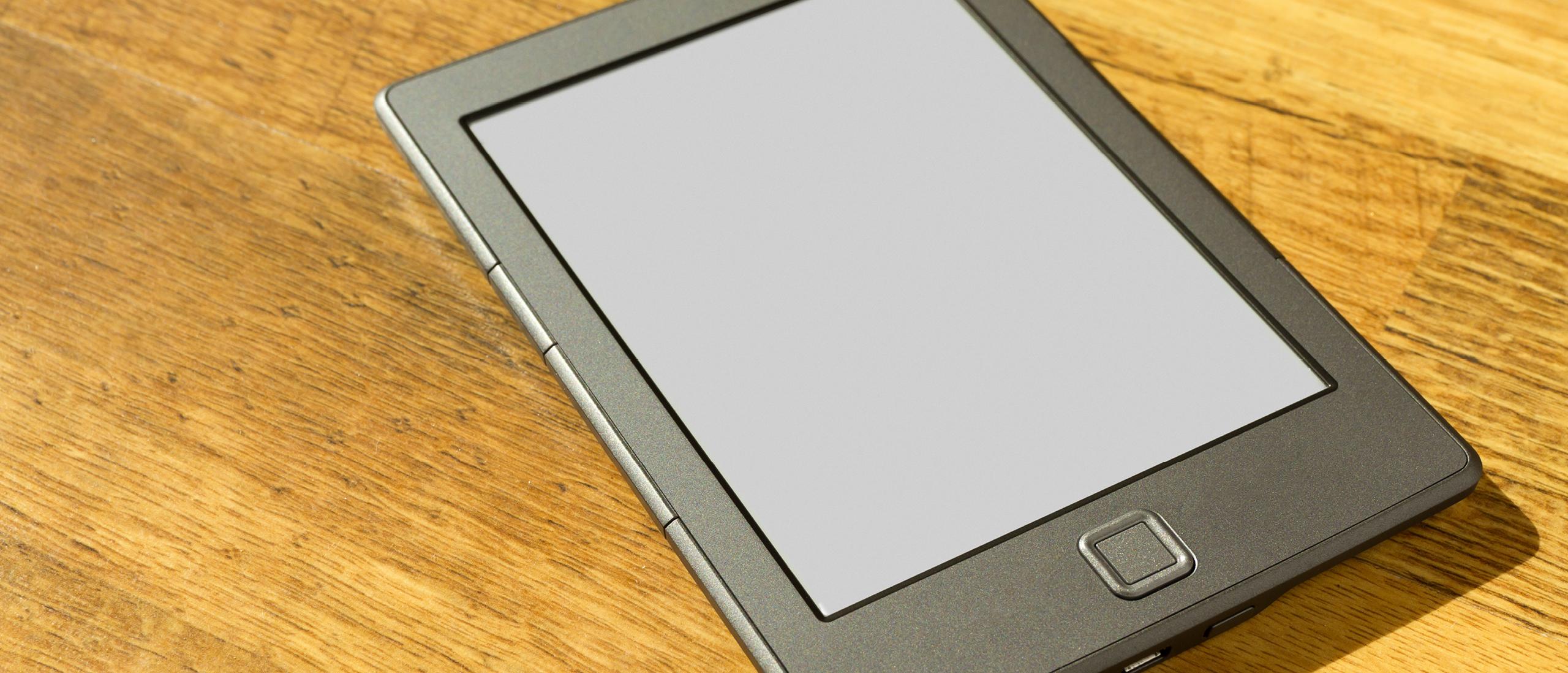 Udgiv egne e-bøger