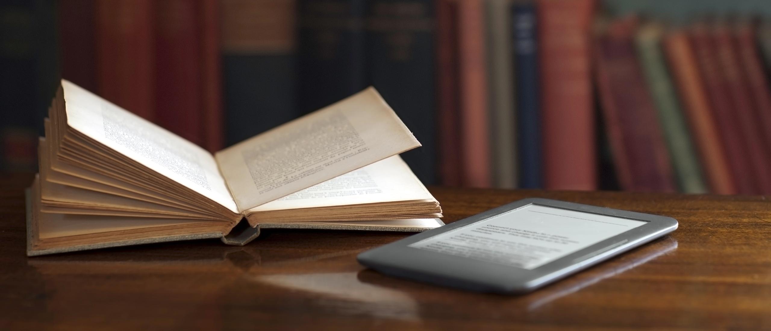 Udgiv både trykte og e-bøger